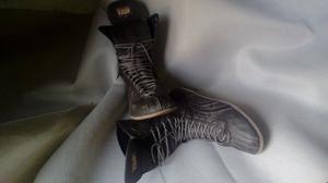 2 botas tiger originales