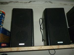 Juego de dos parlantes potenciados EDIFIER