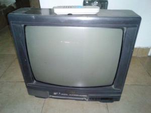 """Tv de 21"""" Fisher con control remoto Funcionando"""