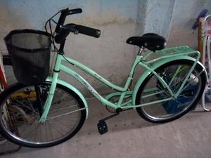 Vendo bicicleta de mujer rod 26