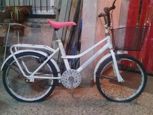 Vendo bicicleta para chicos usada