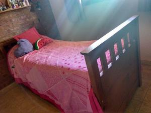 Vendo cama marinera con cajonera