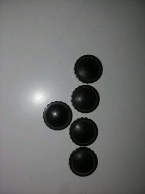5 Perillas para combinados o toca disco