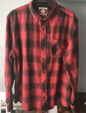 Camisa de hombre talle L
