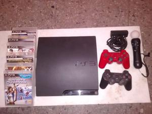 PLay Station 3 + accesorios