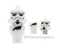 Pendrive 16gb Personajes / Star Wars - Stormtrooper