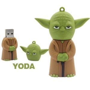 Pendrive 16gb Star Wars - Yoda