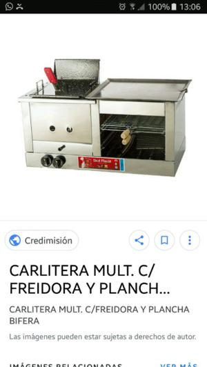VENDO URGENTE CARLITERA MULTIPLE