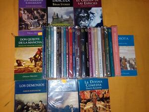 lote de 162 libros