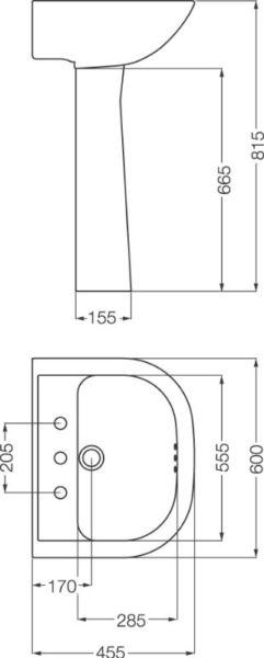 Vanitory ferrum 3 agujeros posot class for Vanitory ferrum precios