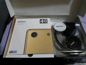 Vendo celular Sony Xperia m5 libre de fábrica 2 meses de