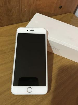 iPhone 6 Plus 16 Gb casi nuevo con caja accesorios y funda