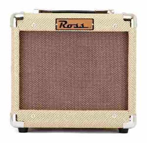 Ross Gv-10 Amplificador Vintage De 10w Para Guitarra