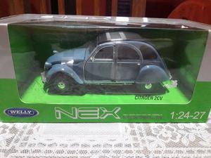 Vendo Auto de colección Citroen 2CV