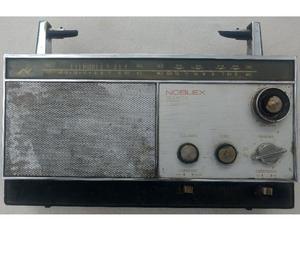 Antigua radio NOBLEX GIULIETTA 2 bandas 7 transistores
