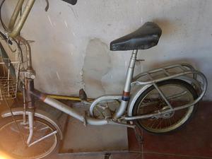 Bicicleta para niña usada