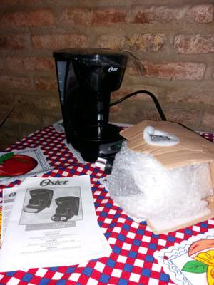 Cafetera de filtro Oster