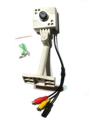 Camara De Seguridad Cctv Vigilancia 720 Infraroja Audio