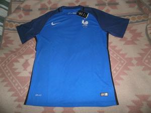 Camiseta De La Selección De Francia Nike Original Talle L