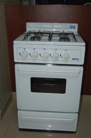Cocina Oro azul 4 hornallas Usada en Villa Elisa La Plata