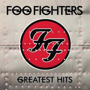 Foo Fighters Greatest Hits Vinilo Doble Nuevo Importado