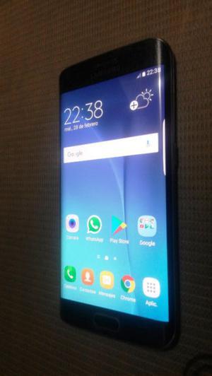 Galaxy S6 Edge 32Gb Libre + templado