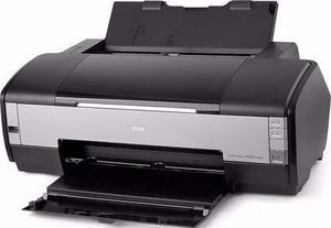 Impresora Epson  A3+ Sistema Continuo Y Tintas Rosario