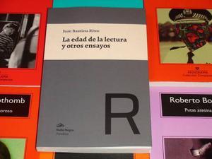 Juan Bautista Ritvo - La Edad De La Lectura Y Otros Ensayos