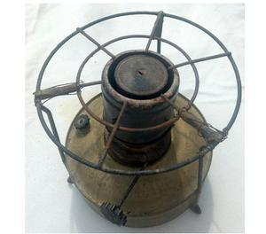 Liquido Antigua Estufa Calentador Bram Metal D Bronce N 5 A