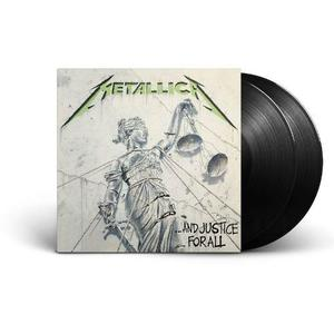 Metallica And Justice For All Vinilo 2 Lp Import Nuevo Stock