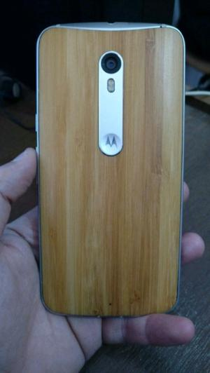 Motorola style pure bamboo