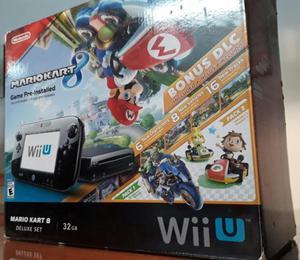 Nintendo Wii U Excelente Estado