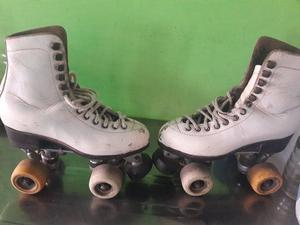 Patines profesionales nro 35