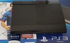 Playstation 3 - 2 Joystick Dualshock3 - 24 Juego