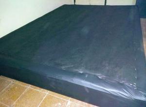 Sommier y colchón