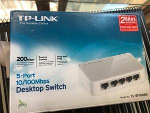 Switch 5 Bocas TpLink Nuevo