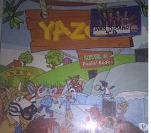 YAZOO 3 PUPIL ' S & ACTIVITY BOOK - Ed:PEARSON LONGMAN