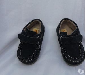 Zapato Nautico Mocasin Keek 18 Use 1 Vez NENE Perfecto
