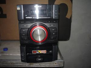 sony equipo de audio usb 4 salidas cd mp3