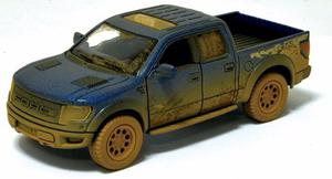 Auto De Colección Ford F-150 Svt Raptor Supercrew Muddy
