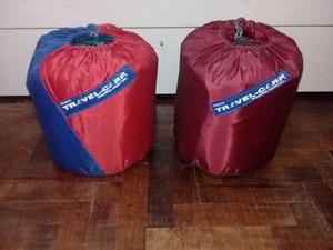Bolsas de dormir Travelcarp camping