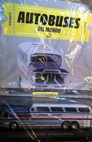Colección Autobuses Del Mundo Estados Unidos Nº 4