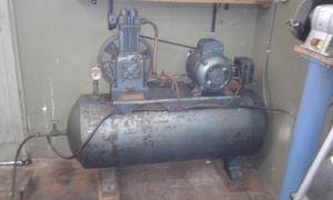 Compresor de aire monofasico, usado