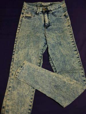 Jeans nevado !!