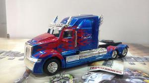 Optimus Prime Transformers 1/32 Metal Jada