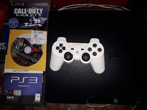 PlayStation gb +joystick+ 4 juegos