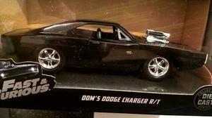 Rápido Y Furioso Dom's Dodge Charger La Nación Nº