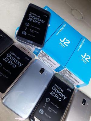 SAMSUNG J2 PRO 16GB LIBRES, NUEVOS A ESTRENAR CON