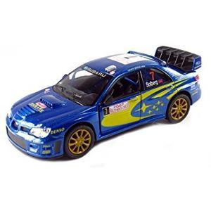 Subaru Impreza Rally 1/32 Metalico Kinsmart