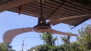 Vendo ventilador de techo de tres aspas